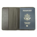 Passport Cover with Passport