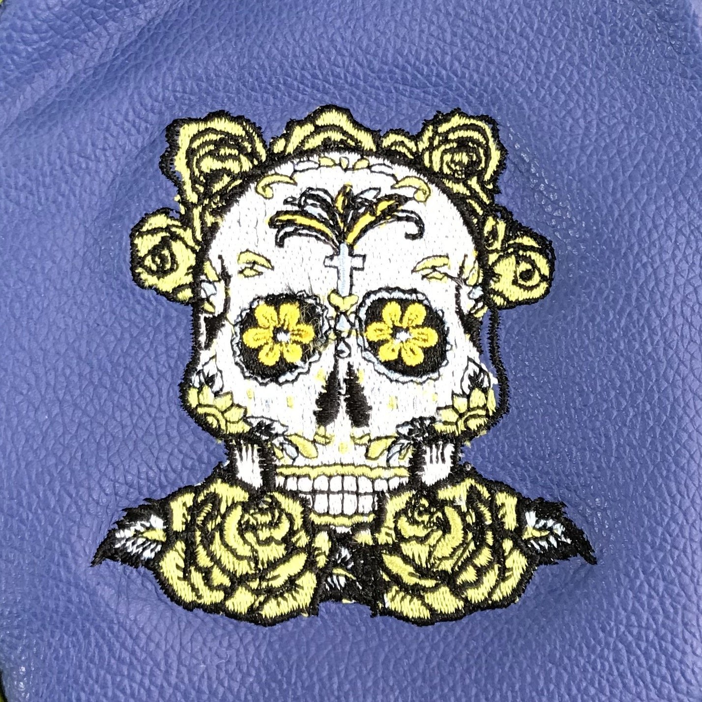 Add Embroidered image (+$45)